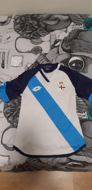 Camiseta niño Deportivo de La Coruña