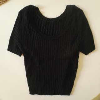 camiseta estilo jersey