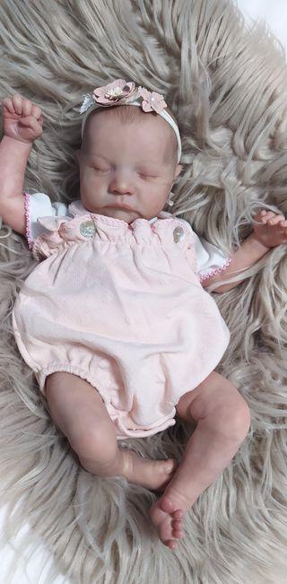 Bebé Reborn replica de Levi