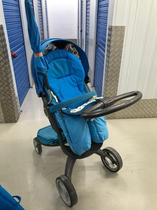 Carro de bebé Stokke Xplory completo