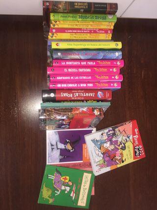Lote libros Geronimo y Tea Stilton