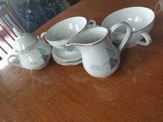 Antigüedades. Juegos cerámica
