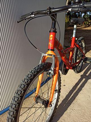 "bicicleta 20"" bien conservada"