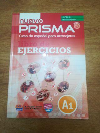 Libro español para extranjeros