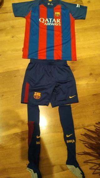 Equipación Completa del FC Barcelona Niños