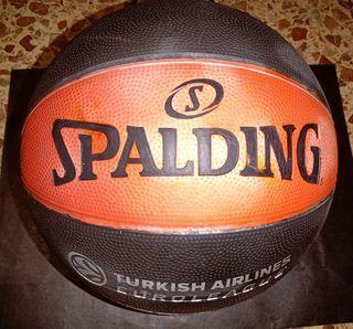 Balón baloncesto Spalding. Número 7.