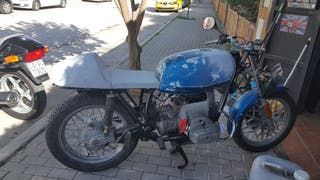 Colin cafe racer