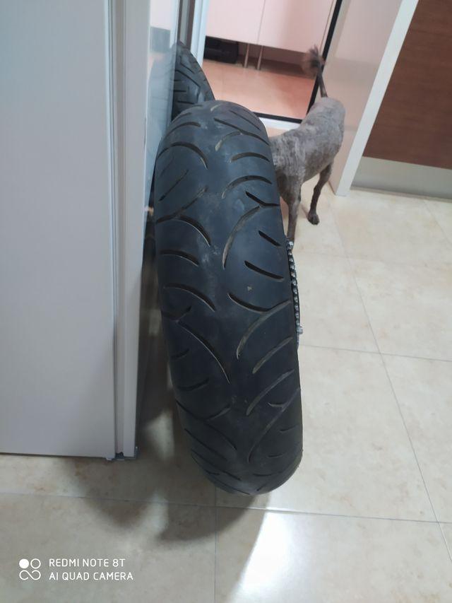ruedas, para todas las motos de 49cc y 125cc
