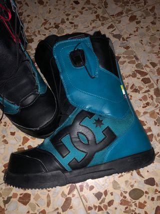 Botas snowboard DC talla 43