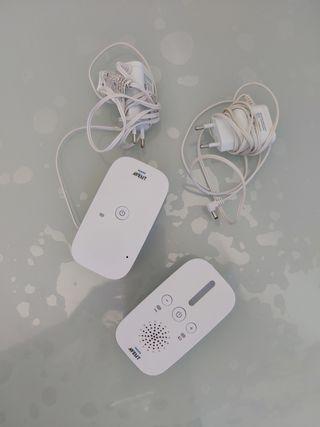 Monitor audio vigila bebé