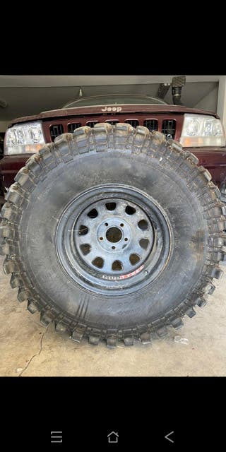 ruedas 4x4 neumático 4x4 llanta