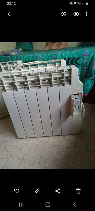 Vendo Radiadores Electricos bajo consumo