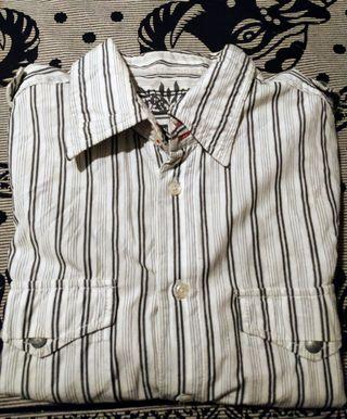 Lote 2 camisas hombre