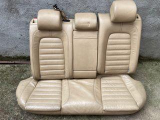 Asientos cuero beige VW Passat 2005-2008