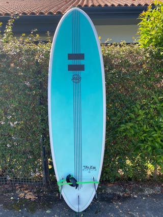 Tabla surf Pukas Indio 6'8