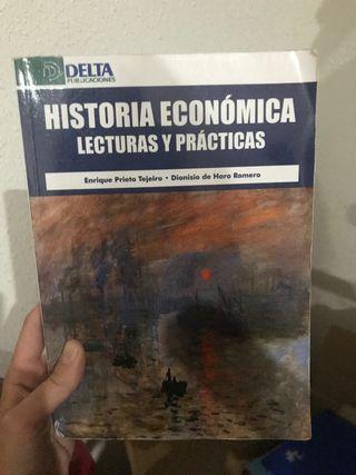 Libro de universidad historia económica