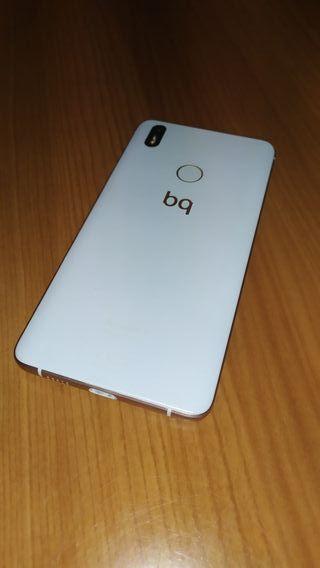 BQ AQUARIS X 32GB Blanco Rosa