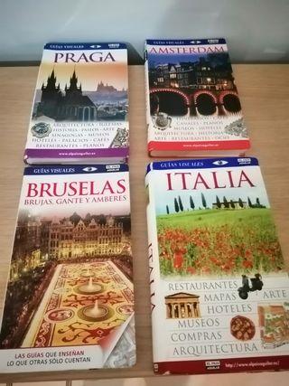 Guías de Viajes País Aguilar