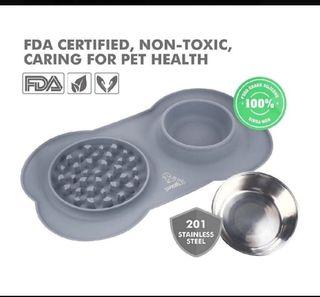 Pecute Comedor para Perros, gatos, Mascotas... 3 e