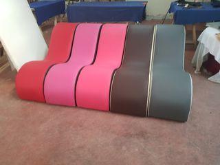 fabricación de sillon tantra, regalo bodas
