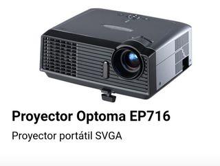 Optoma EP716 Proyector