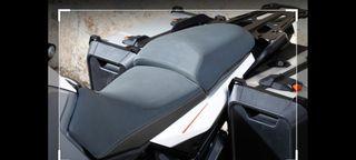 Asiento calefactado KTM adventure 1290T