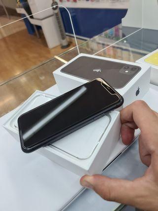 IPHONE 11 64 GB NEGRO BRILLANTE