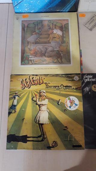 Disco / Vinilo Genesis Peter Gabriel buen estado