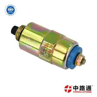 valvula de pare bomba inyectora Bosch Ve 12vo