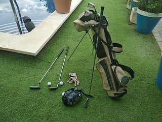 conjunto de golf