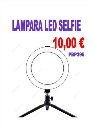 LAMPARA LED SELFIE