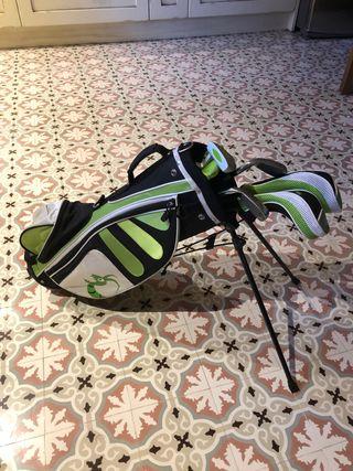 Palos de golf infantil