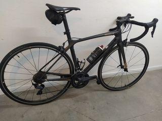 bicicleta Giant tcr advanced de carbono