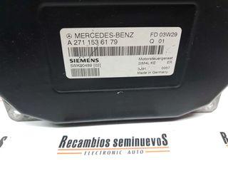 A2711536179 CENTRALITA MOTOR MERCEDES-BENZ