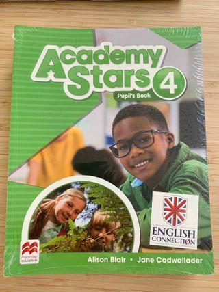 Libros de texto - Inglés - Academy Stars 4
