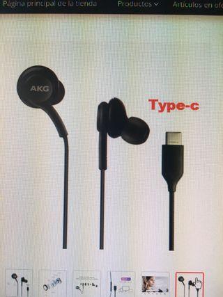 Auriculares AKG de Samsung