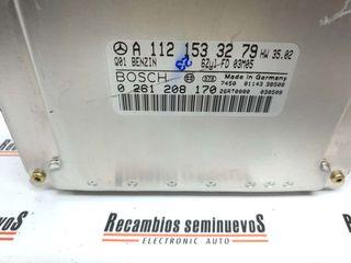 0261208170 CENTRALITA MOTOR MERCEDES-BENZ