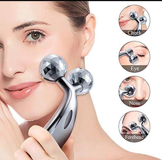 Rodillo 3D masajeador unisex