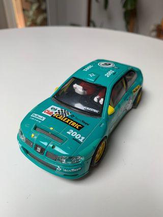 Coche Scalextric SEAT Cordoba WRC