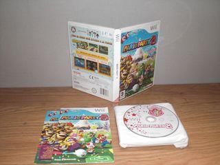 Mario Party 8 (2007) nintendo wii