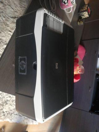 impresora escaner color HP desjkjet f2180