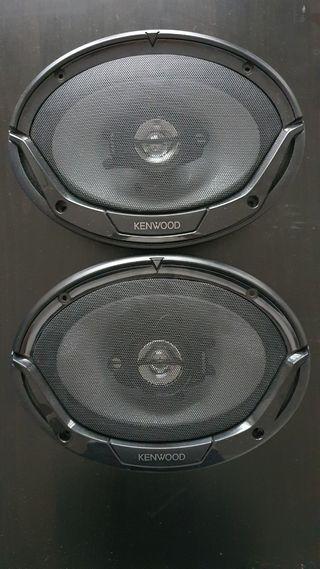 Altavoces Kenwood 6x9 KFC-E6965