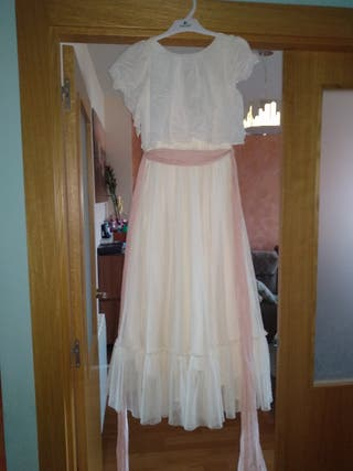 vestido de 1 comunion