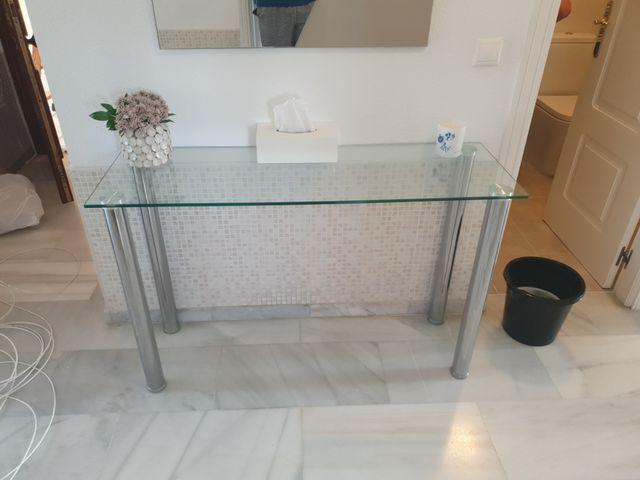 mesa de consola