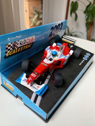 Coche Scalextric F1 Edition