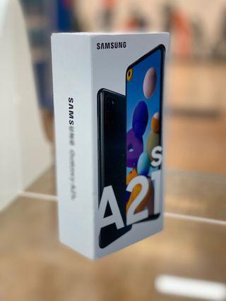 Samsung galaxy A21s 64gb PRECINTADO
