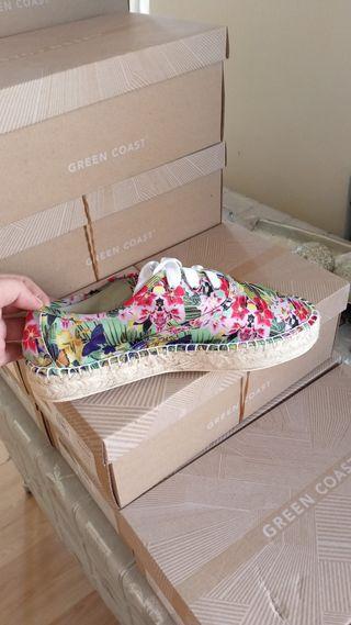 alpargatas zapatillas mujer