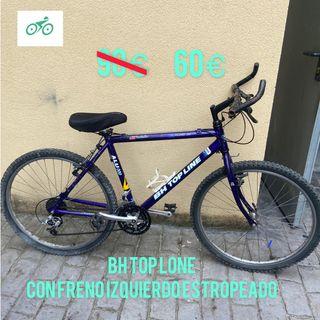 """¡¡DESCUENTO!! Bici Vintage de 26"""" pulgadas"""