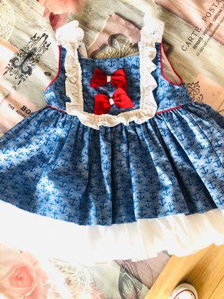 Vestido marinero Miranda