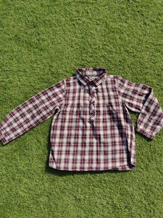 Camisa Nanos 6 años